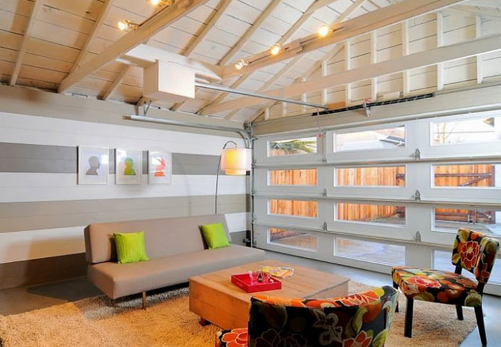 Thinking Of Converting Your Garage Into, How Much Does It Cost To Convert Garage Living Room